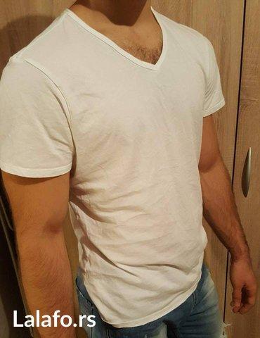 Muska majca l - Srbija: Puma - original muska majica l velicina