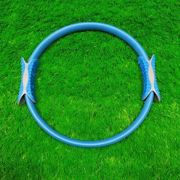 Изотоническое кольцо поможет вам укрепить все мышцы тела, не приводя