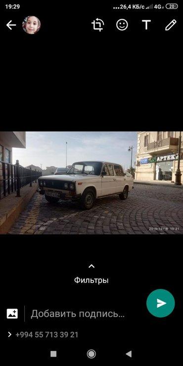vaz lada 2106 - Azərbaycan: VAZ (LADA) 2106 1992