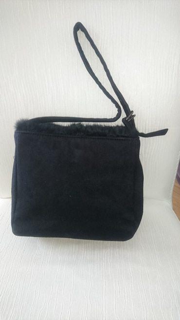 Çanta сумка с мехом  вечерная