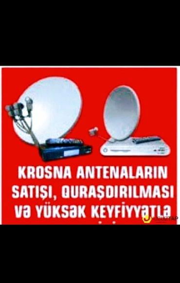 Bakı şəhərində Krosna Ustasi.