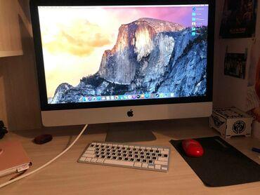 imac 27 inch late 2013 в Кыргызстан: Продаю iMac 2013 года 27 дюймов. Могу уступить