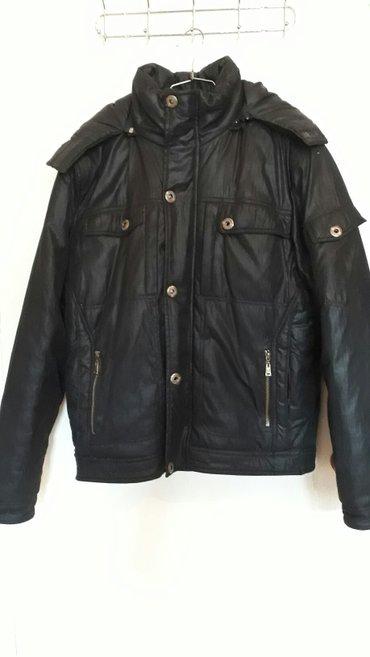 Зимняя куртка хорошего качества,не ношенная:купили и размер не подошел в Бишкек