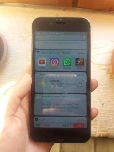 Iphone 6s 64GB состояние хорошое   в Чаек