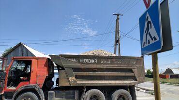 камаз бишкек in Кыргызстан | ГРУЗОВЫЕ ПЕРЕВОЗКИ: Камаз По городу | Борт 15 кг. | Доставка щебня, угля, песка, чернозема, отсев