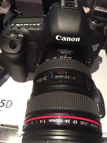 продаю фотоаппарат canon 5d полный кадр, с новым затвором. объектив в Душанбе