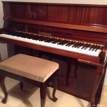 Pianino - Akustik və Elektron  Alətlərə magazamız tərəfindən 2-5 il r