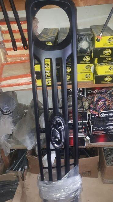 Avtomobil aksesuarları - Xırdalan: Niva radiator barmaqligi