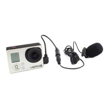hero 3 камера в Азербайджан: Go pro hero aksion kamera ucun mikrafon.yeni