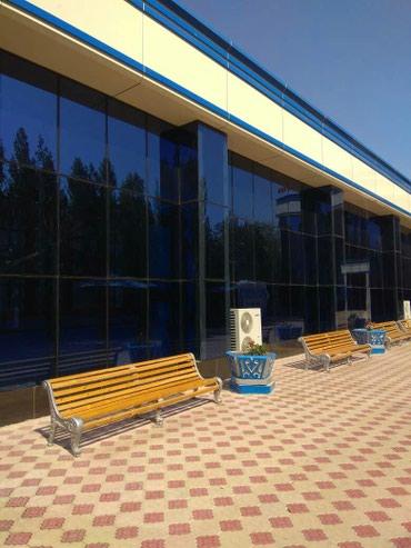 Алюминиевые фасадные конструкции любой сложности сборка установка в Бишкек