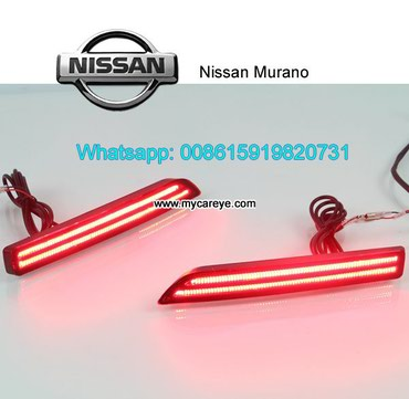 Nissan Murano Car LED running Bumper Brake Parking Warning LED Lights in Tīkapur