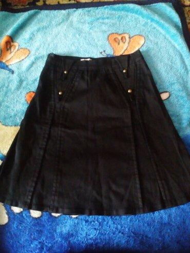 Продаю юбку. длина до колен. материал в Бишкек