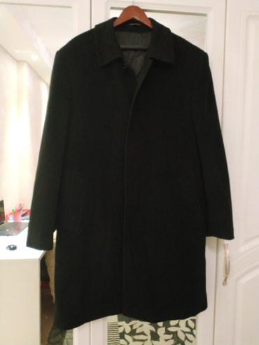 Мужское пальто, кашемир, размер 54 в Бишкек