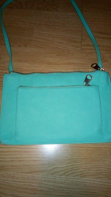 Hm torbica mint zelene boje - Sabac