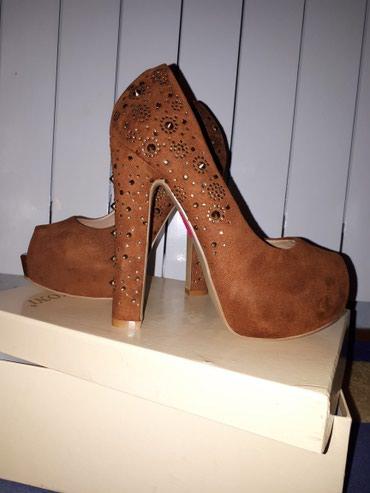 туфли один раз одевали в Кыргызстан: Красивые туфли.размер 35.одевали один раз
