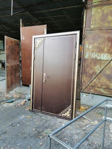 Входные металлические двери бишкек - Кыргызстан: Двери | Входные | Металлические, Бронированные | Гарантия