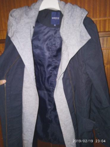 Деми куртка с капюшоном. корейский в Сокулук