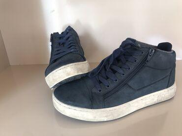 Продаю мужскую обувь б/у. босоножки Geox 39 размер. Зимние ботинки