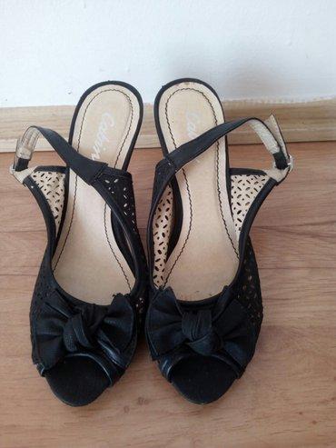 Udobne sandale ,kao nove jednom obuvene - Loznica
