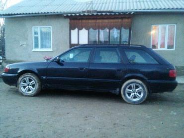 Audi в Кызыл-Адыр