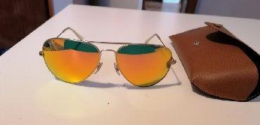 Ostalo | Kraljevo: Original ray ban naocare, stakla menjaju boje na suncu. Odlicne naore