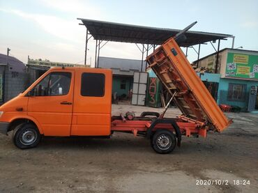 диски watanabe в Кыргызстан: Спринтер.зоводской самосвал TDI дубль кабина без турбина .блакировка м