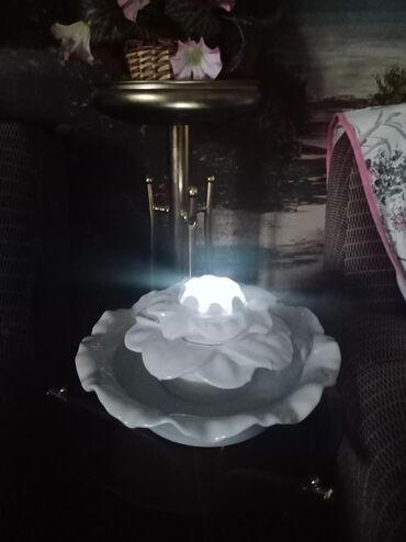 Rasveta   Kraljevo: Fontana sobna porcelanska nova,sa led