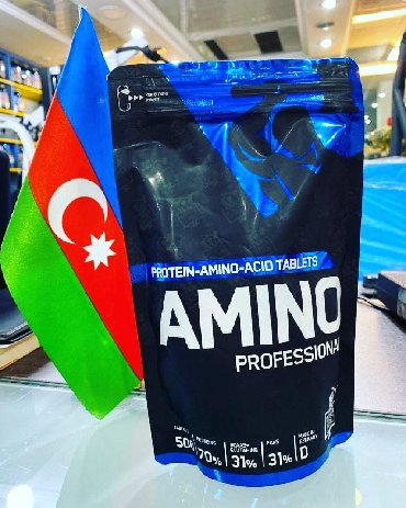 Спорт и отдых в Азербайджан: Almaniyanın İronmaxx firmasının idman qidaları ən münasıb qiymətlə