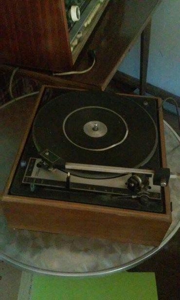 Ostalo za kuću   Vrnjacka Banja: Stari gramofon,antikvitet,neispitan