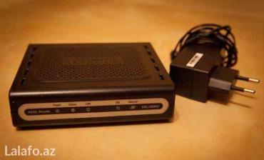 Bakı şəhərində D-link modem wi fi siz