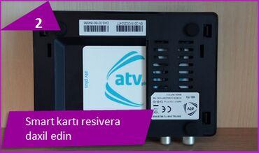 TV və video üçün aksesuarlar - İşlənmiş - Bakı: ATV Plus aparatı. Az işlənib. Pula ehtiyac var, o səbədən satılır