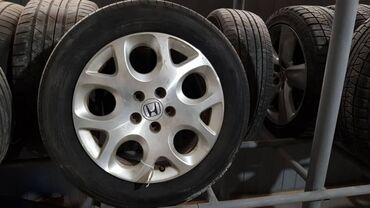 шины и диски в Кыргызстан: КОЛЕСА 215/60/R17  HONDA CR-V RD7      КОЛЕСА ШИНЫ ДИСКИ ХОНДА