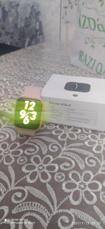 100 elan | ŞƏXSI ƏŞYALAR: Apple watch 6 serianın replikası olan bu saatlar demek olarki seçilmi