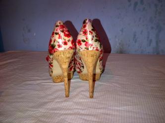 Odan-materijal-broj - Srbija: Zenske cipele cizmice broj 41-duzina gazista je 26,5. cm.-