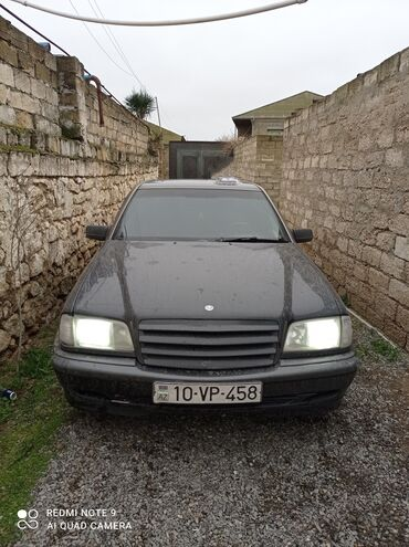 Mercedes-Benz 220 2.2 l. 1994 | 4455 km
