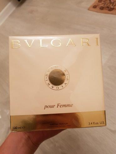 Продается парфюм Bvlgari 100мл. Оригинал в Бишкек