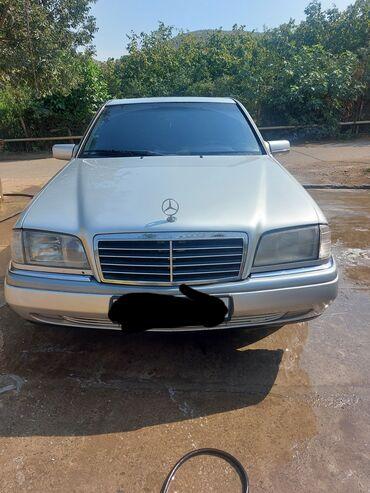 32 elan   NƏQLIYYAT: Mercedes-Benz C 180 1.8 l. 1994
