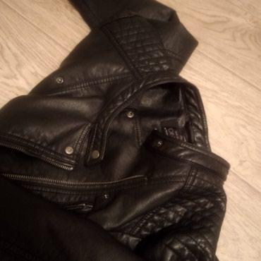 Кожаная Куртка .размер 48. в Бишкек
