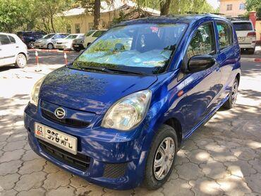 Daihatsu в Кыргызстан: Daihatsu Cuore 1 л. 2008   135000 км