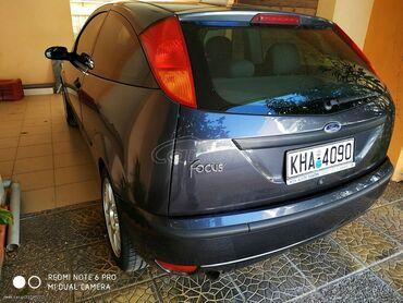 Ford Focus 1.8 l. 2004 | 228000 km