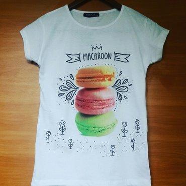 футболка-турция в Кыргызстан: РАСПРОДАЖА!НОВЫЕ ФУТБОЛКИ. Размеры все!Турция. Цена 350 сом.Качество