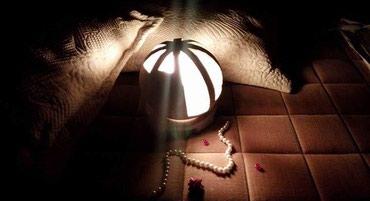Rasveta | Mladenovac: Unikatna, dekorativna, keramicka lampa. Rucni rad
