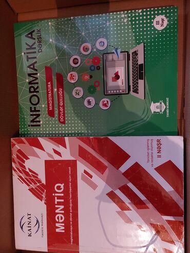 10147 elan | KITABLAR, JURNALLAR, CD, DVD: Mentiq yeni kimidir informatika (nezeriyye) yenidir icerisnde windows