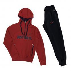 велюровый спортивный костюм в Кыргызстан: Подростковый спортивный костюм Nike Цена: 1950 сом Артикул: 2010