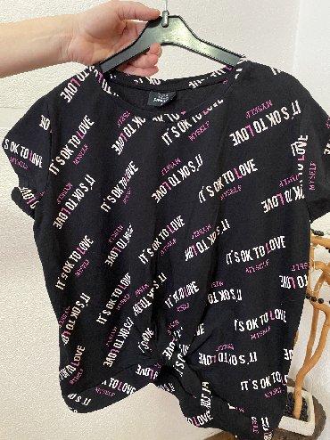 Majica sa printom TakoFashion,nikad nosena🛍