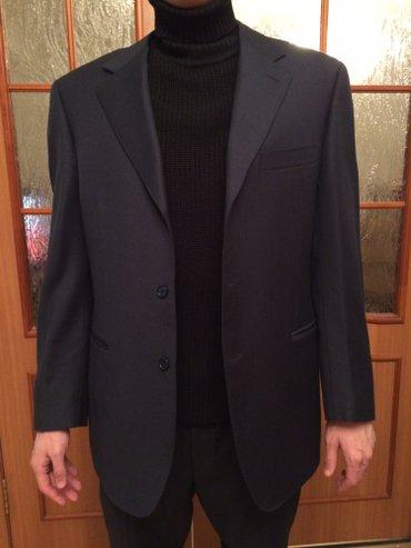 """Шикарный мужской брючный костюм от итальянского бренда """"canali"""" Размер в Бишкек"""