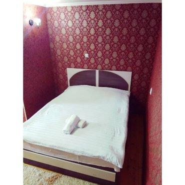Двухместный номер в гостинице Hostel в Кок-Ой