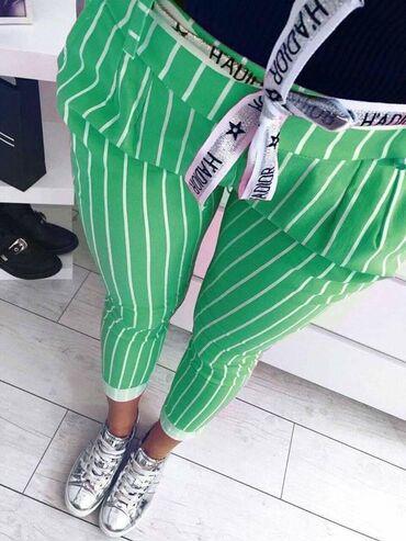 Prelepe pantalone vise boja