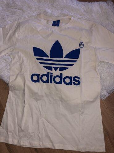 Sporeti - Srbija: Adidas majca S/M novo