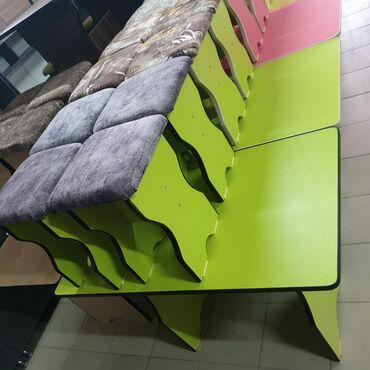 Стол тобуретка 110×65 тобуретка 4шт для кухни для дома стол стуля